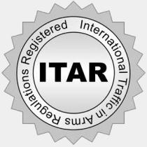 ITAR Registered Seal