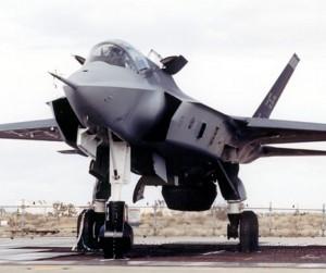 Aerospace plating on Lockheed Martin Joint Strike