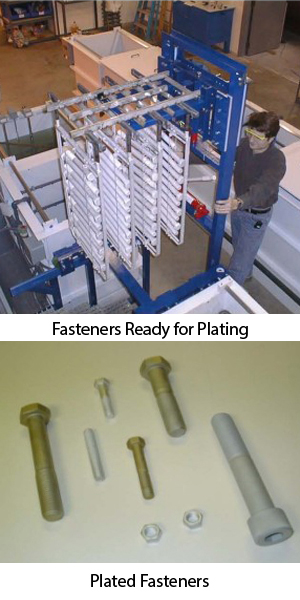 Corrosion coating for high strength fasteners