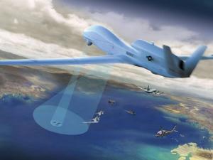 Aluminum plated optics for Northrop Grumman RQ-4 Global Hawk