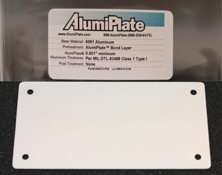 AlumiPlate specials & coupons example